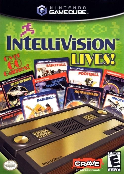 Intellivision Lives! Nintendo GameCube Game - Gandorion Games