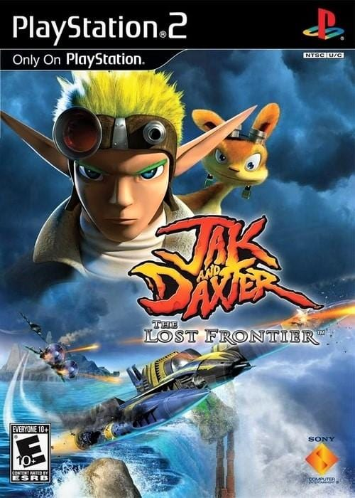 Jak and Daxter: The Lost Frontier Sony PlayStation 2 Game PS2 - Gandorion Games