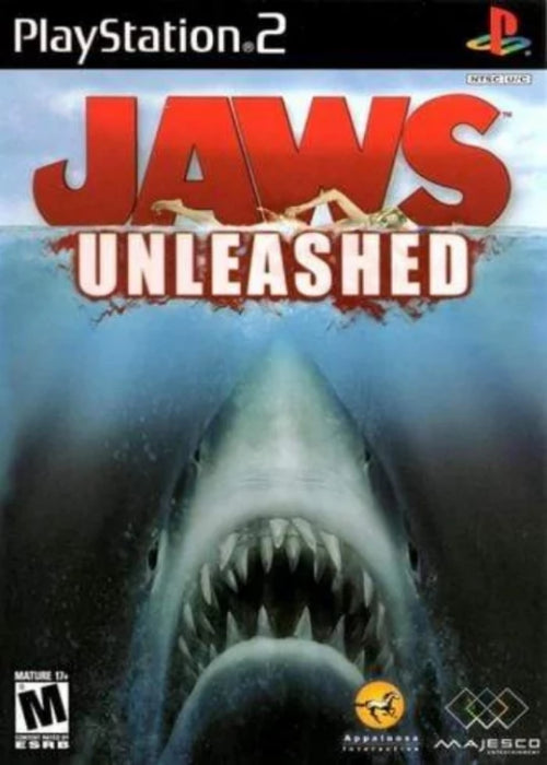 Jaws Unleashed - Sony PlayStation 2