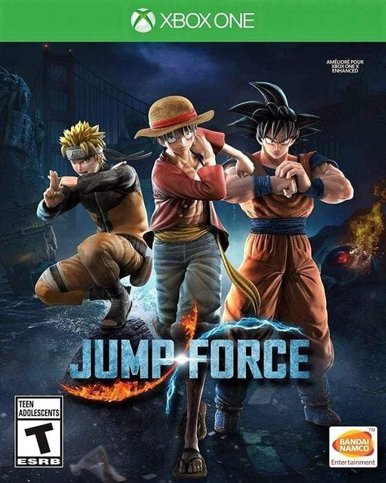 Jump Force Microsoft Xbox One - Gandorion Games