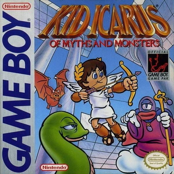 Kid Icarus Of Myths and Monsters Nintendo Game Boy - Gandorion Games