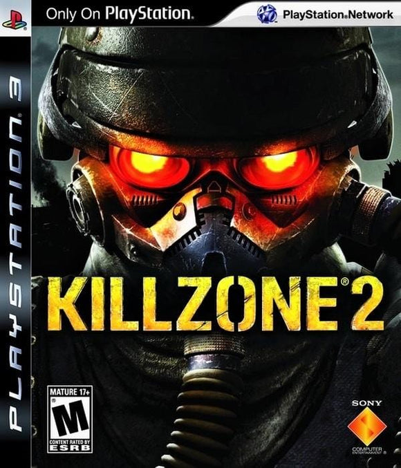 Killzone 2 Sony PlayStation 3 Game - Gandorion Gamesames