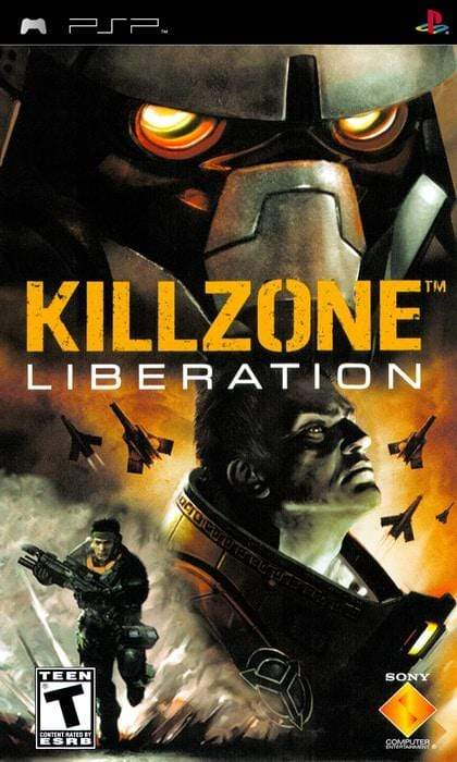 Killzone Liberation Sony PSP - Gandorion Games