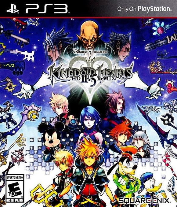 Kingdom Hearts HD 2.5 ReMix PlayStation 3 - Gandorion Games