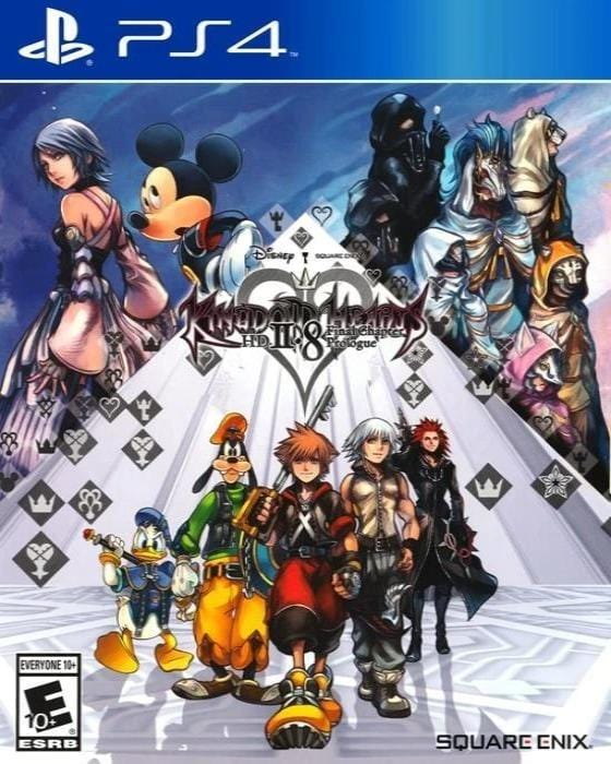 Kingdom Hearts HD 2.8 Final Chapter Prologue - Sony PlayStation 4