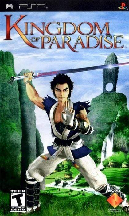 Kingdom of Paradise Sony PSP - Gandorion Games