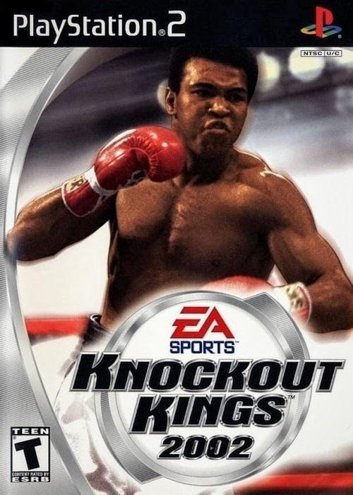 Knockout Kings 2002 - Sony PlayStation 2