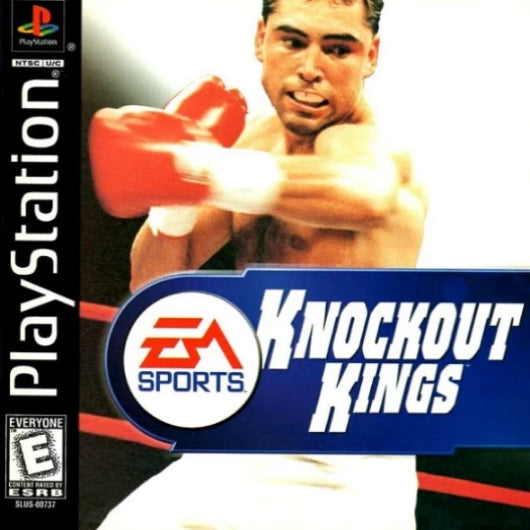 Knockout Kings PlayStation Game - Gandorion Games