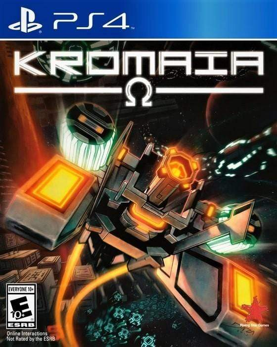 Kromaia Omega Sony PlayStation 4 - Gandorion Games