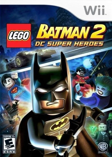 LEGO Batman 2 DC Super Heroes Nintendo Wii Game - Gandorion Games