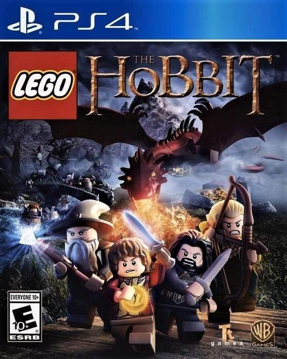 LEGO The Hobbit Sony PlayStation 4 - Gandorion Games