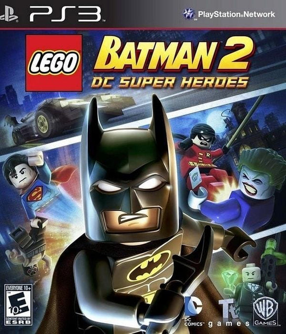 LEGO Batman 2: DC Super Heroes Sony PlayStation 3 - Gandorion Games