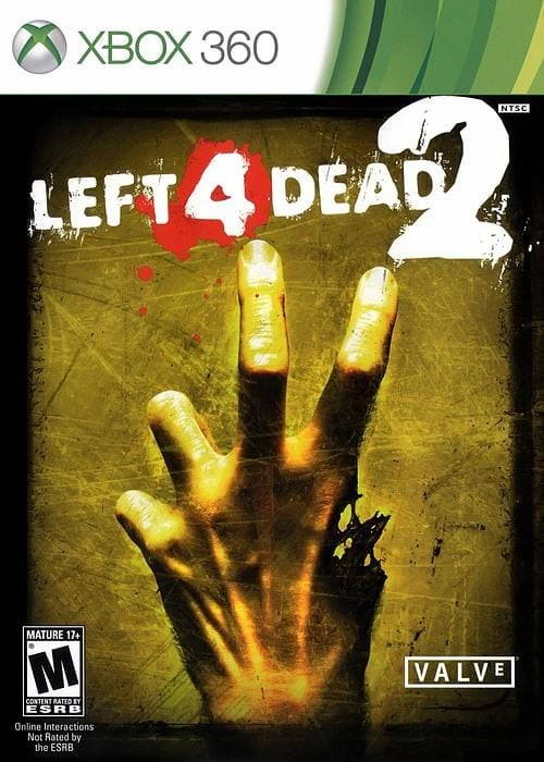 Left 4 Dead 2 Microsoft Xbox 360 Game - Gandorion Games