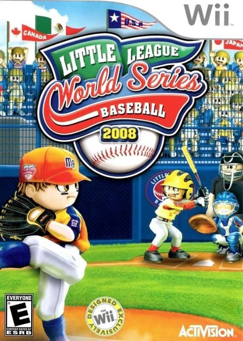 Little League World Series 2008 Nintendo Wii - Gandorion Games