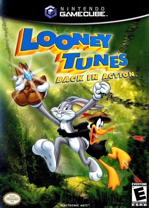 Looney Tunes Back in Action Nintendo GameCube - Gandorion Games