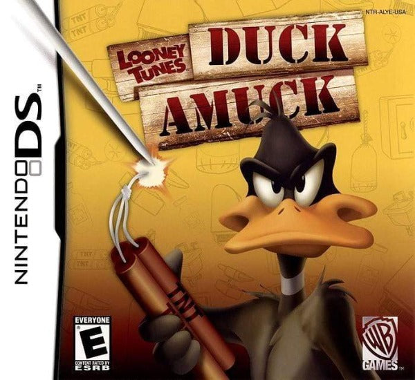 Looney Tunes Duck Amuck Nintendo DS Game - Gandorion Games