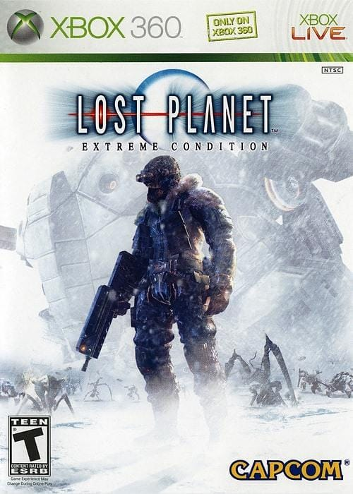 Lost Planet Extreme Condition Xbox 360 - Gandorion Games