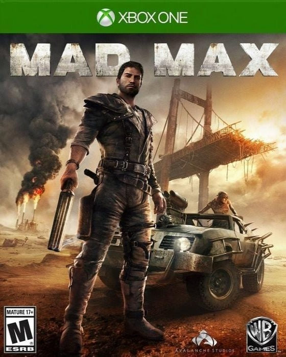 Mad Max Microsoft Xbox One - Gandorion Games