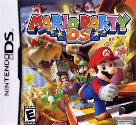 Mario Party DS Nintendo DS Game - Gandorion Games