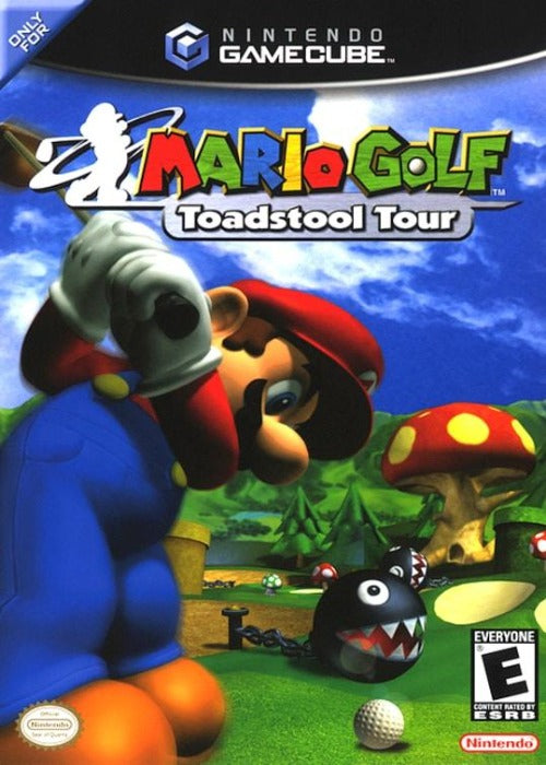 Mario Golf Toadstool Tour Nintendo GameCube - Gandorion Games