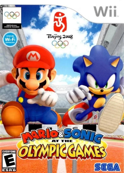 Mario & Sonic at the Olympic Games Nintendo Wii - Gandorion Games