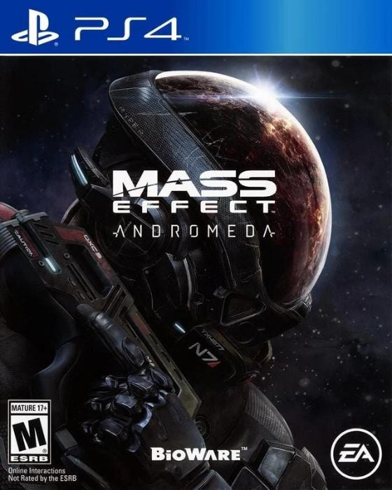 Mass Effect: Andromeda Sony PlayStation 4 - Gandorion Games