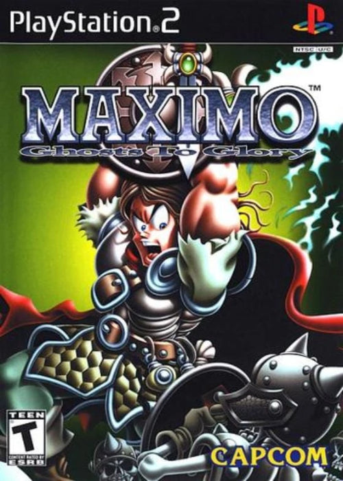 Maximo Ghosts to Glory - PlayStation 2 Game