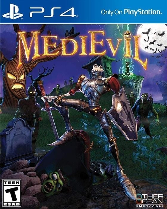 MediEvil - Sony Playstation 4 - Gandorion Games