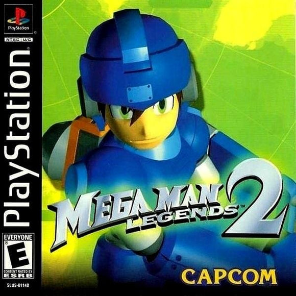 Mega Man Legends 2 PlayStation 1 - Gandorion Games