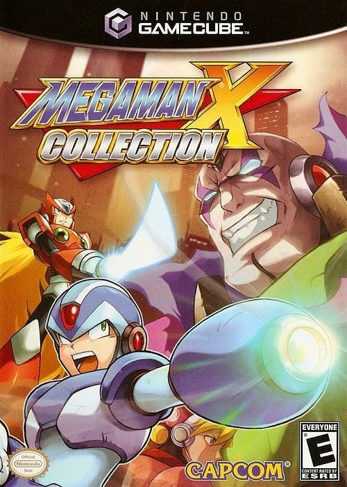 Megaman X Collection Nintendo GameCube - Gandorion Games