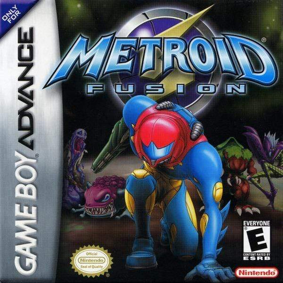 Metroid Fusion Nintendo Game Boy Advance - Gandorion Games