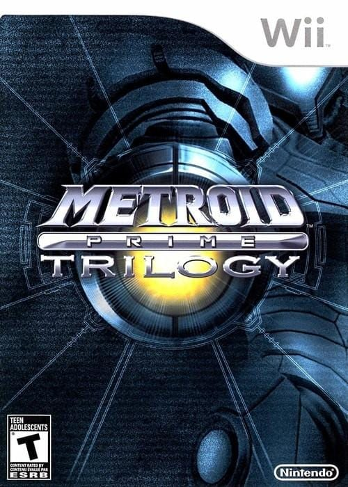 Metroid Prime Trilogy Nintendo Wii Game - Gandorion Games
