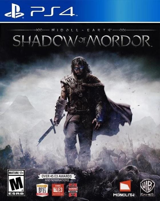 Middle-Earth: Shadow of Mordor Sony PlayStation 4 - Gandorion Games