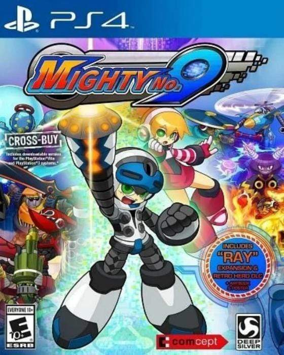 Mighty No. 9 - Sony PlayStation 4