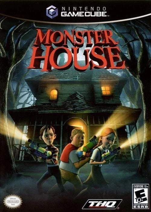 Monster House Nintendo GameCube - Gandorion Games