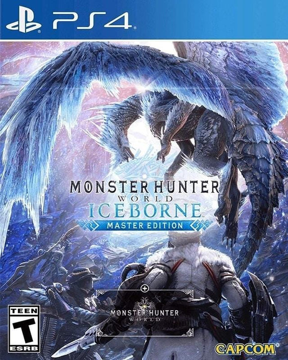 Monster Hunter World Iceborne Master Edition Sony PlayStation - Gandorion Games
