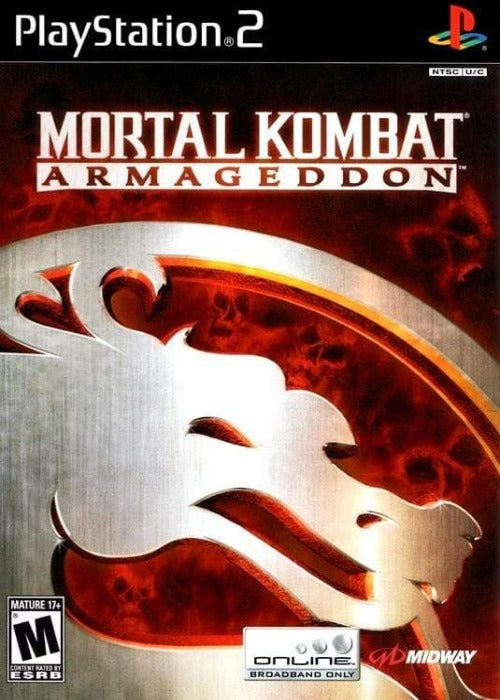 Mortal Kombat Armageddon Sony PlayStation 2 - Gandorion Games