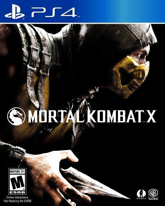Mortal Kombat X PlayStation 4 - Gandorion Games
