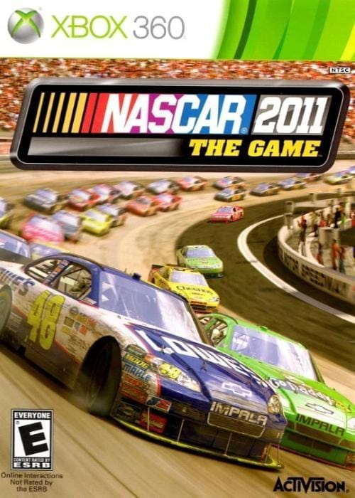 NASCAR 2011 The Game Microsoft Xbox 360 - Gandorion Games