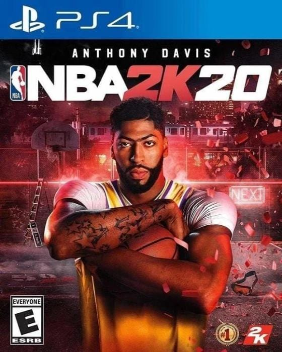 NBA 2K20 Sony PlayStation 4 Game - Gandorion Games