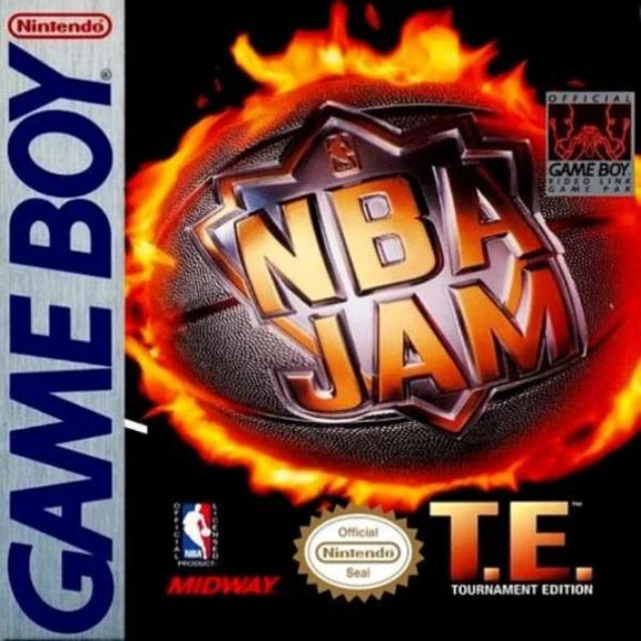 NBA Jam Tournament Edition Nintendo Game Boy - Gandorion Games