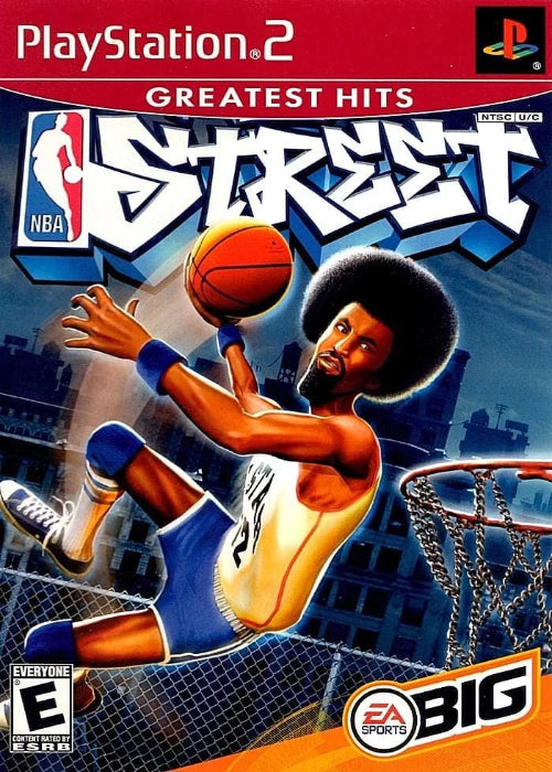 NBA Street (Greatest Hits) Sony PlayStation 2 Game - Gandorion Games
