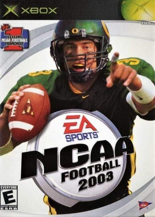 NCAA Football 2003 Microsoft Xbox - Gandorion Games