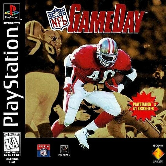 NFL GameDay - Sony PlayStation