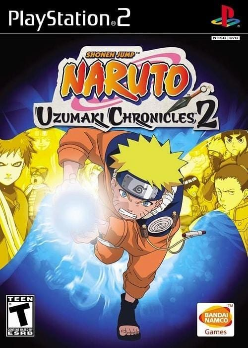 Naruto: Uzumaki Chronicles 2 Sony PlayStation 2 - Gandorion Games