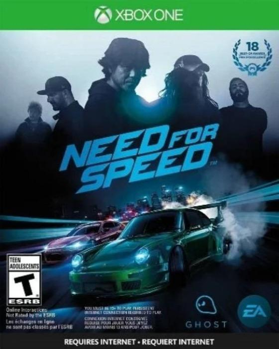 Need for Speed Xbox One - Gandorion Games