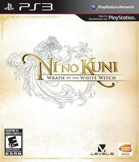 Ni No Kuni Wrath of the White Witch PlayStation 3 - Gandorion Games
