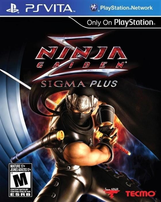Ninja Gaiden Sigma Plus Sony PlayStation Vita - Gandorion Games