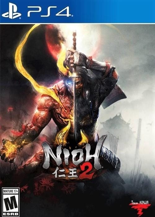 Nioh 2 Sony PlayStation 4 Game - Gandorion Games