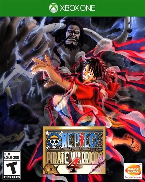 One Piece Pirate Warriors 4 Microsoft Xbox One Game - Gandorion Games